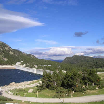 Découvrez le barrage des Bouillouses