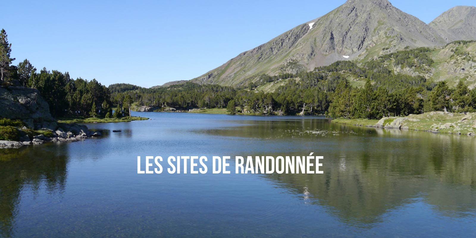 (Français) Les sites de randonnées