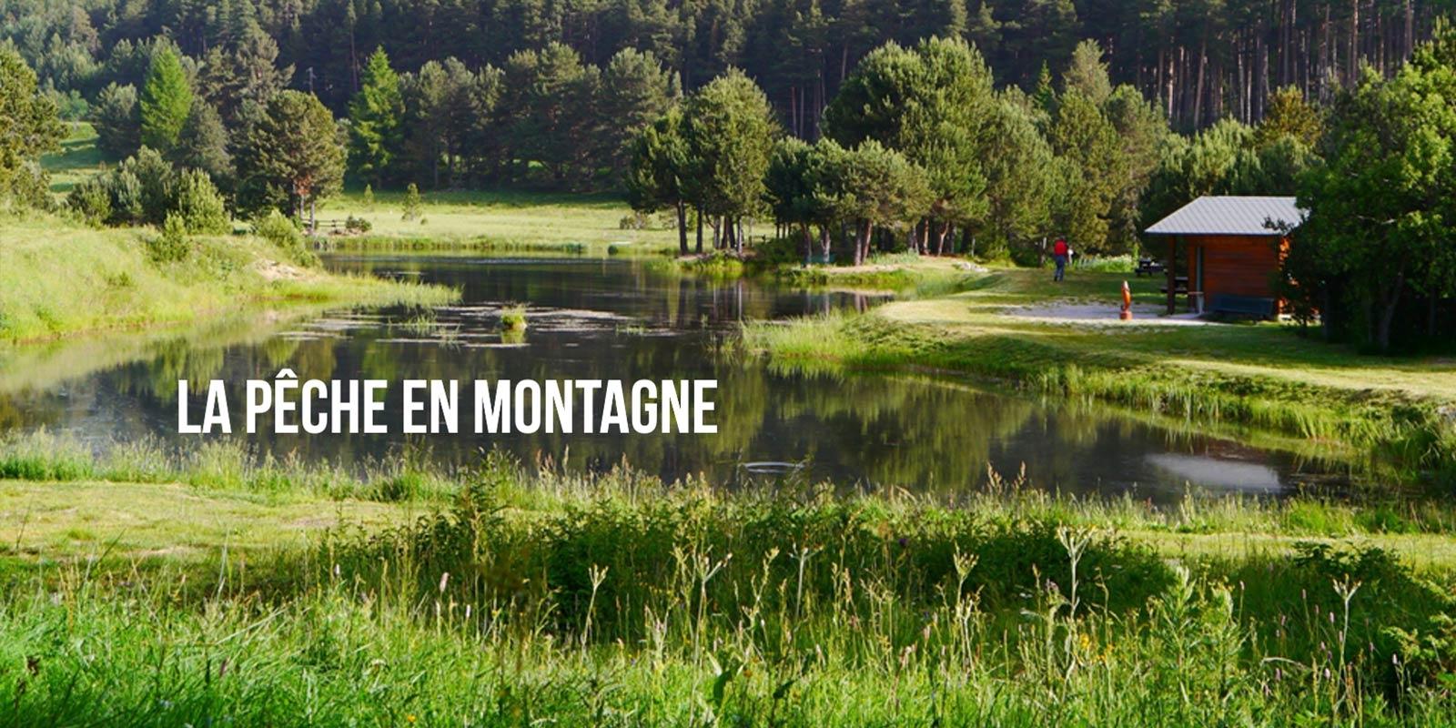 (Français) La pêche en montagne