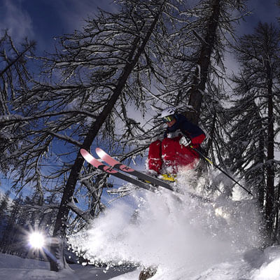 Freeride will discover new unprecedented riding sensation