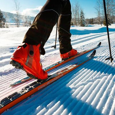 Découvrez Formiguères à travers une randonnée en ski de fond