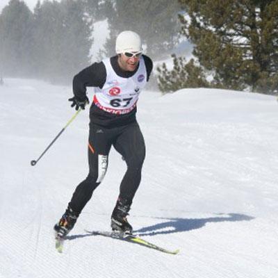 Participez à des compétitions de ski de fond