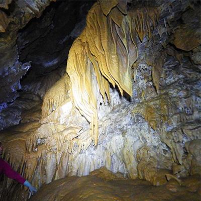 Spéléo au coeur des grottes