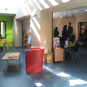 (Français) Rénovation de l'Office de tourisme et ouverture de la médiathèque