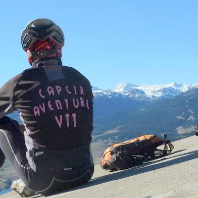 Capcir aventure VTT, le club local organise chaque année le raid VTT la Ramade