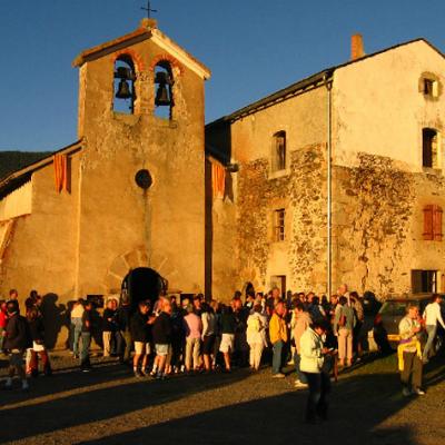 La chapelle Notre Dame de Villeneuve