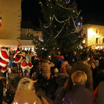 La Magie de Noel à Formiguères