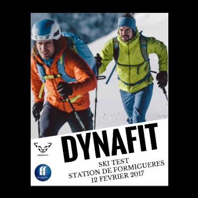 Dynafit - Ski Test