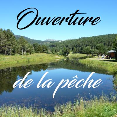Ouverture de la pêche au Lac de l'Olive
