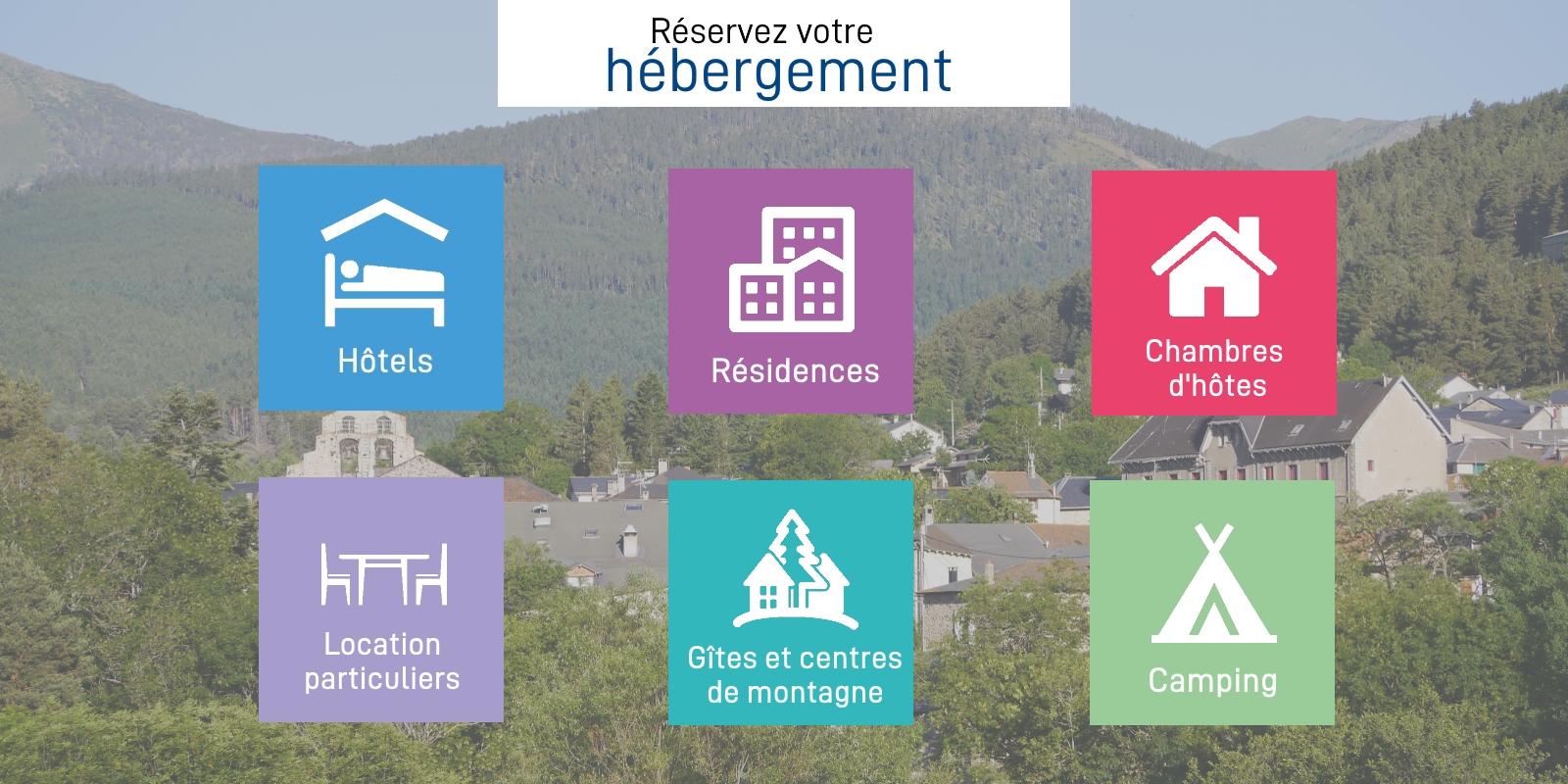 (Français) Les hébergements