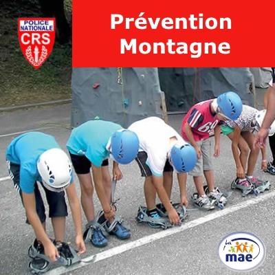 Prévention aux dangers de la montagne