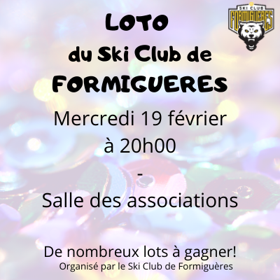 Rifle du Ski Club de Formiguères