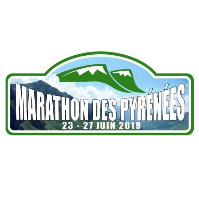 Passage du Marathon des Pyrénées