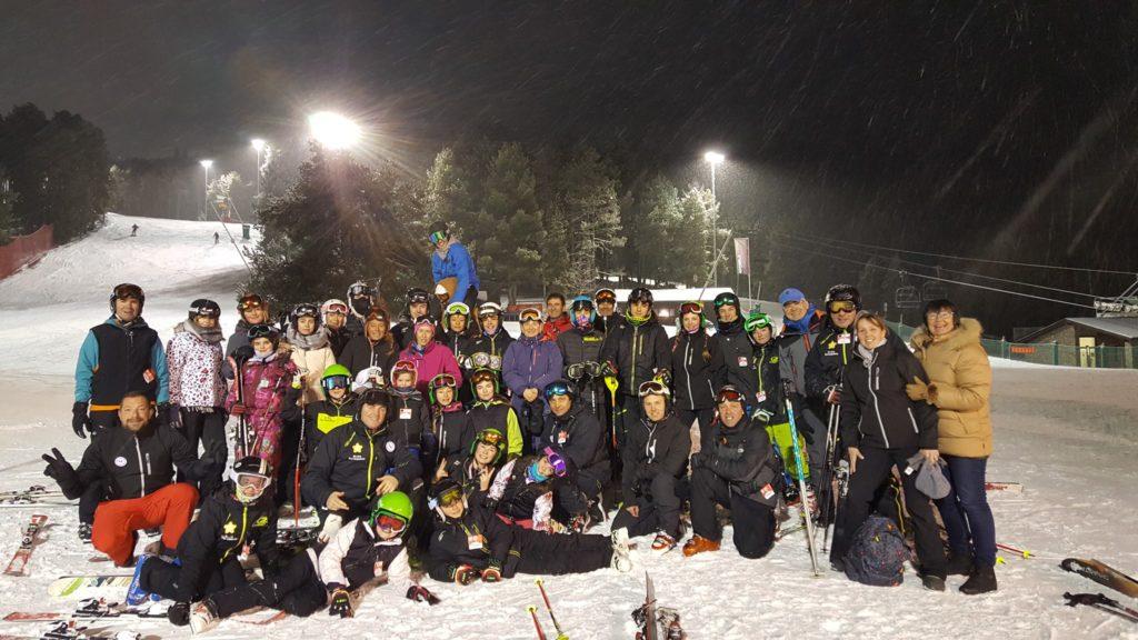 Ski club formigueres