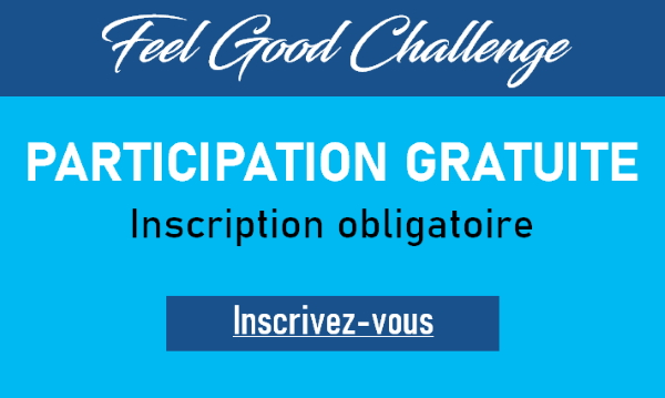 Inscription Feel Good Challenge 2020