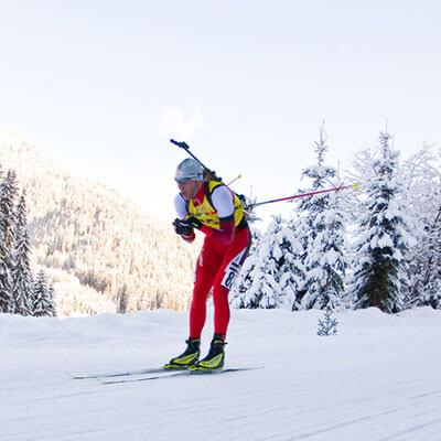 Pratiquer le biathlon laser à Formiguères