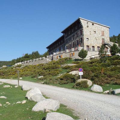 Reposez à l'hôtel Bones Hores avec une vue imprenable sur la nature