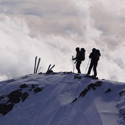 Profitez pleinement des paysages avec le ski de rando