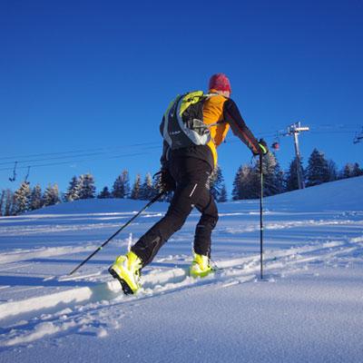 Parcourez le plateau du Capcir en ski de rando