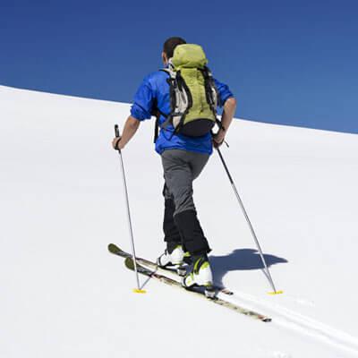 Dépassez vous en pratiquant le ski de rando à Formiguères