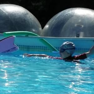 Un été pour apprendre à nager