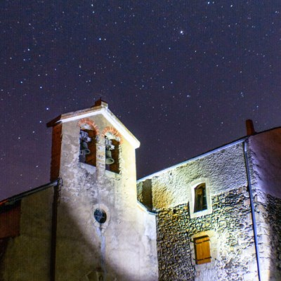 La Chapelle de Villeneuve